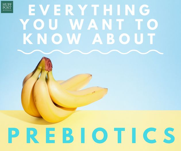 We Know About Probiotics, But What's The Deal With