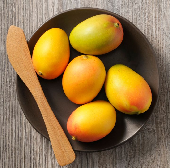Mango perfection.