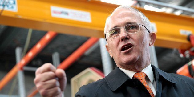 The PM will address the Liberal campaign launch in Sydney on