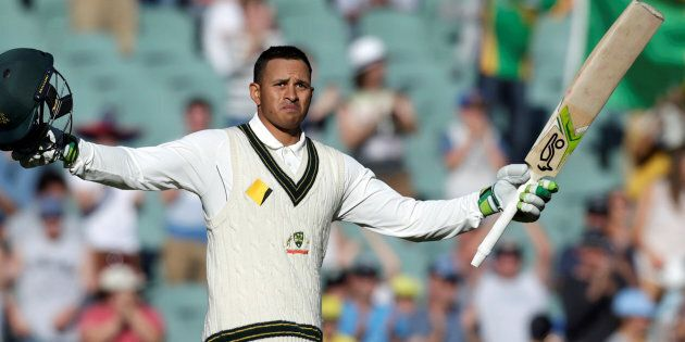 Usman Khawaja Hated The Aussie Team As A Kid, And Was Told He Was 'Too Dark' For