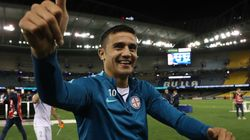 Sydney-Born Superstar Tim Cahill Has Totally Fallen For