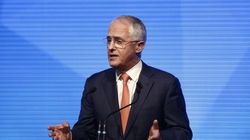 Turnbull Warns Against Voting For Minor Parties During Demure Liberal