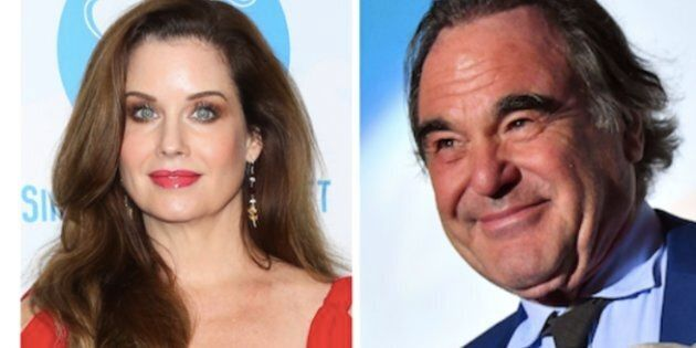 Director Oliver Stone is accused of molesting Carrie Stevens at a dinner party a couple of decades