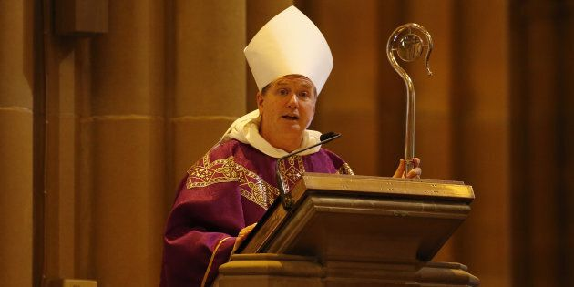 The Catholic Archbishop of Sydney, Anthony Fisher, told worshippers on Sunday the vote on same-sex marriage will impact religious freedoms.