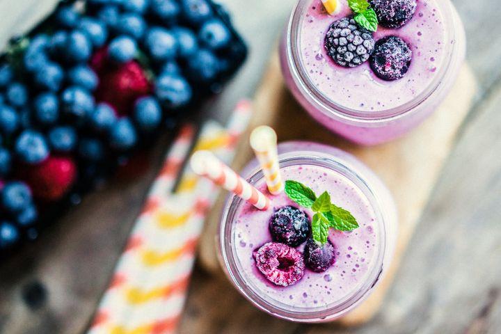 Depending on your diet, protein shakes aren't always necessary.