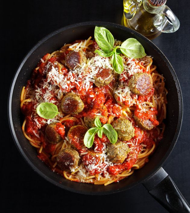 There's never been a better excuse to enjoy a bowl of spag