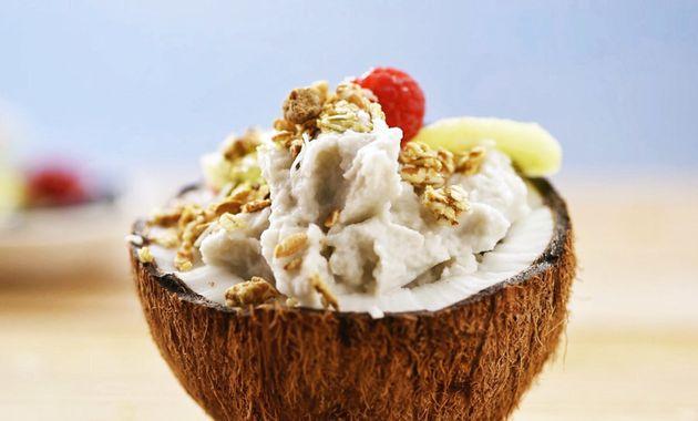 A summer dessert
