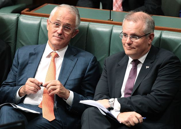 Prime Minister Malcolm Turnbull and Treasurer Scott Morrison want to cut company tax rates across the...