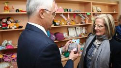 Turnbull Loses Lucy In Adelaide, Finds Her In A Toy