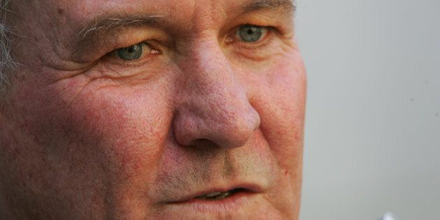 Tony Windsor has taken umbrage at a newly released attack ad from the