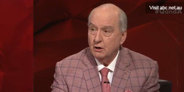 Alan Jones was firing on all cylinders on