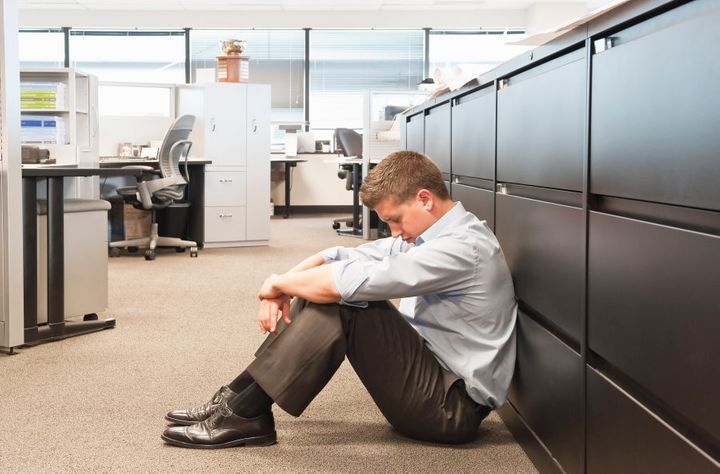 Even if you had a dreadful experience at work, keep your feelings to yourself as you make your grand exit.