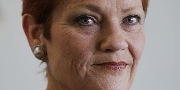 Pauline Hanson wants Julian Assange to be
