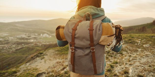 Have passport (and backpack), will travel.