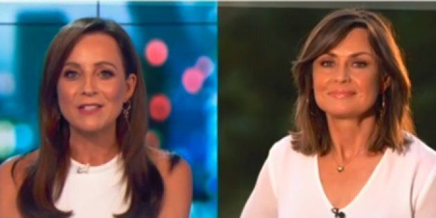 Lisa Wilkinson is moving to Channel Ten to host 'The