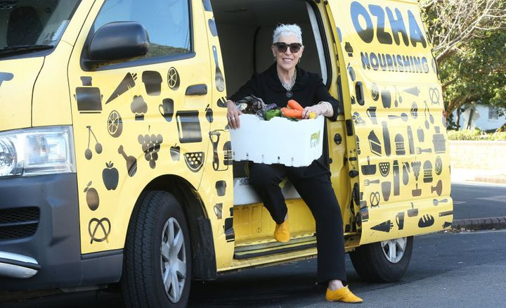 OzHarvest founder Ronni Khan works to have Australians reduce their waste.