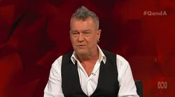 Jimmy Barnes Recounts The Night He Almost Took His Own