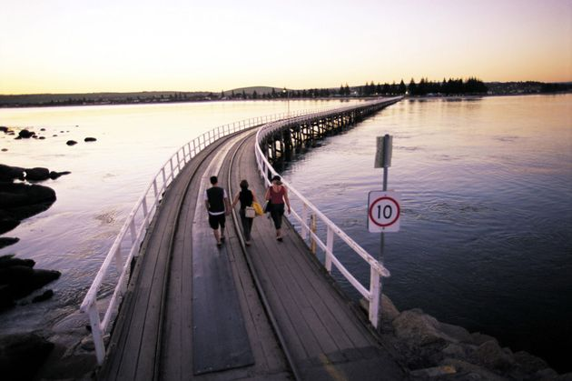 Victor Harbor attracts holidaymakers and retirees, with the city booming with tourism in