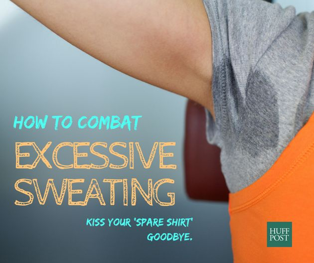 Excessive Sweating: Why It Happens And What To Do About