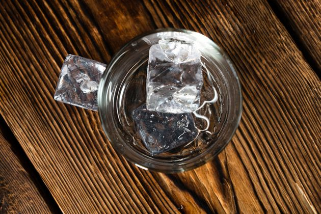 Vodka, gin and tequila on the rocks are all good