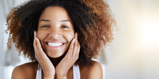 Even people with naturally great skin need to take care of