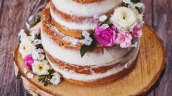 27 Wedding Cakes That Are Far Too Beautiful To Be
