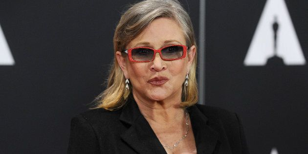 Carrie Fisher Once Gave A Cow Tongue To A Producer Who Sexually Assaulted Her