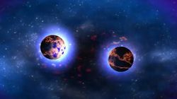 An Early Phone Alert And A Mad Dash Through Traffic: How The Neutron Star Collision Was