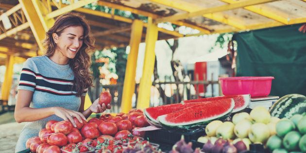 Know your prices so you can bag the best deals at farmer's markets.