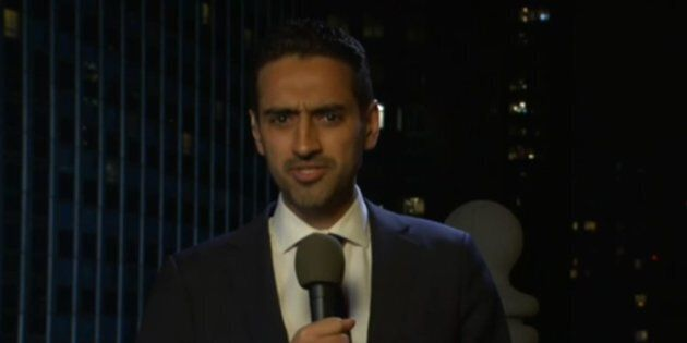 Waleed Aly Says We Need To Take Trump Seriously, Not