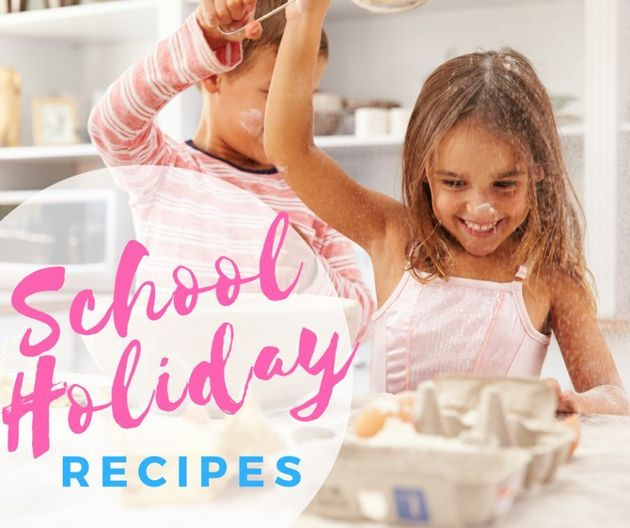 5 Easy Recipes To Make With Your Kids For School