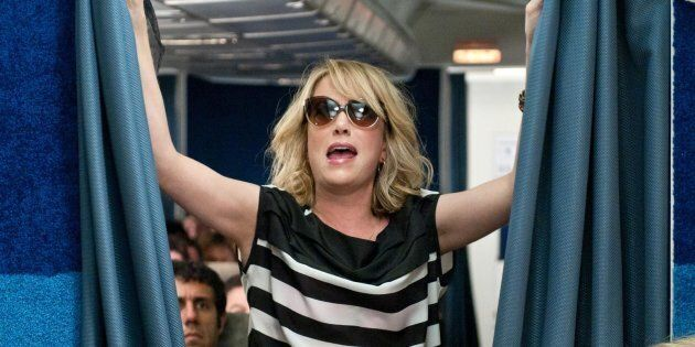 Kristen Wiig in'Bridesmaids'is pretty much an example of how not to behave.