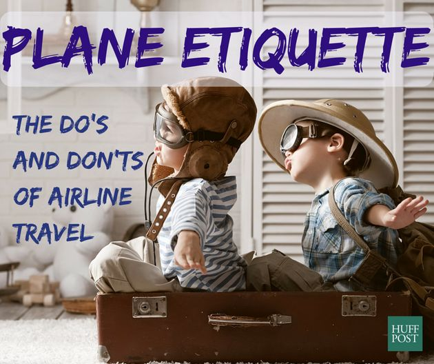 Travel Etiquette: What Not To Do On A