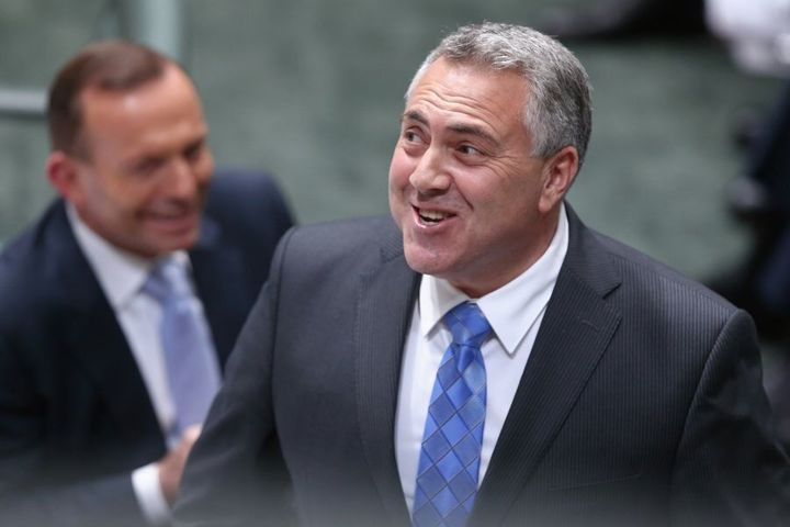 Joe Hockey's Cabcharge account has come under scrutiny.