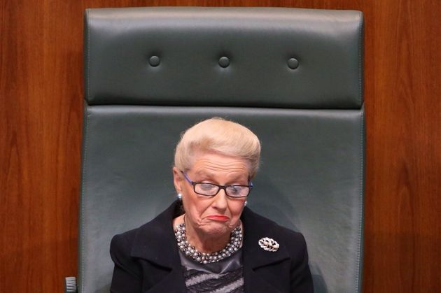 Former Liberal MP Bronwyn Bishop could also have been referred to the federal ICAC, the Greens