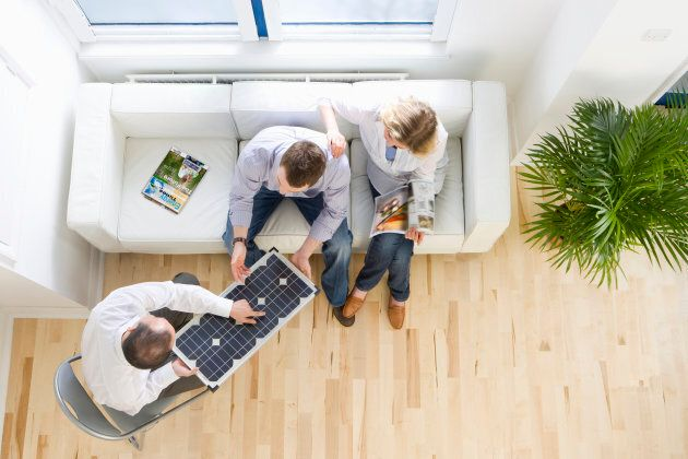 Switching to solar power could save you money in the long run.