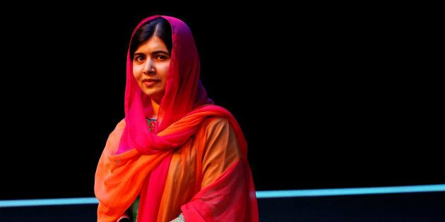 Malala Yousafzai Trolled Online For Wearing Skinny Jeans And Heels To