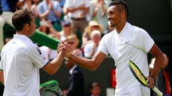 Nick Kyrgios Fined $3360 For Swearing at