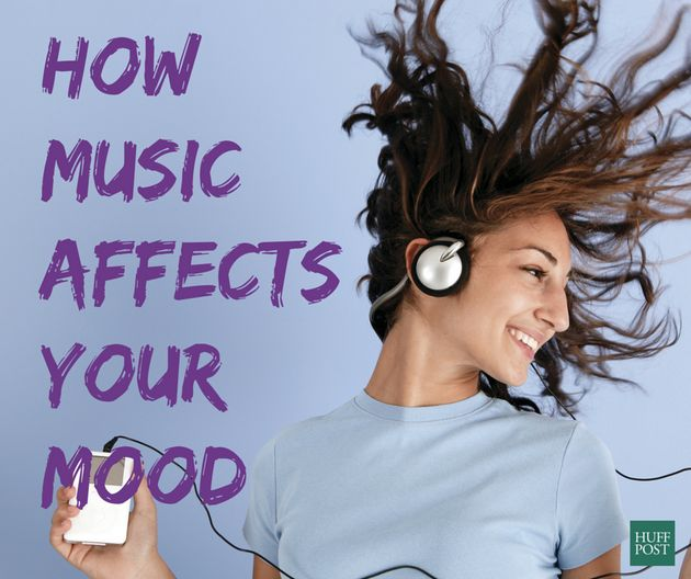How Music Affects Your Mood, According To
