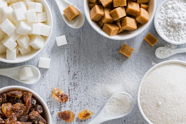 Sugar and honey can be kept for ages (if it lasts that