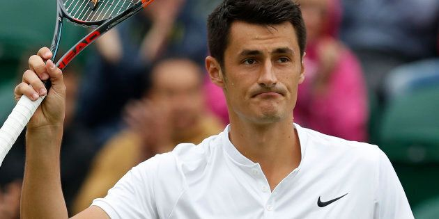 'Unfortunately I had to stand on court like a retard.'