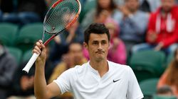 Bernard Tomic Can't Simply Win A Tennis Match Without Being A