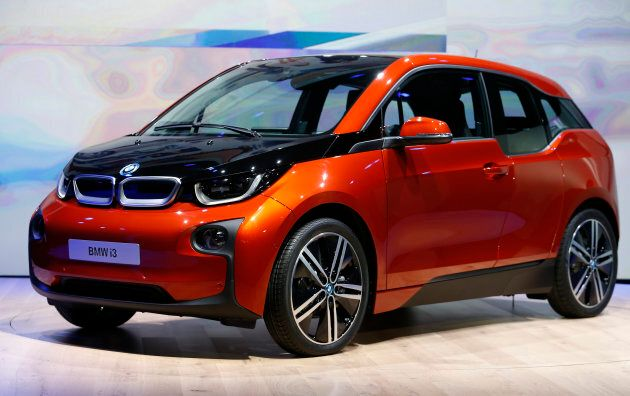 Alternatively, a 2017 BMW i3 in Australia costs upwards of