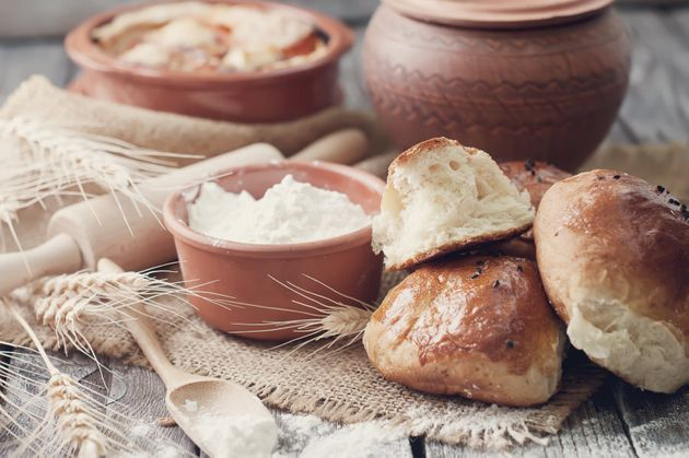 White bread and pasta are not only less filling than their whole grain counterpart, but also contain...