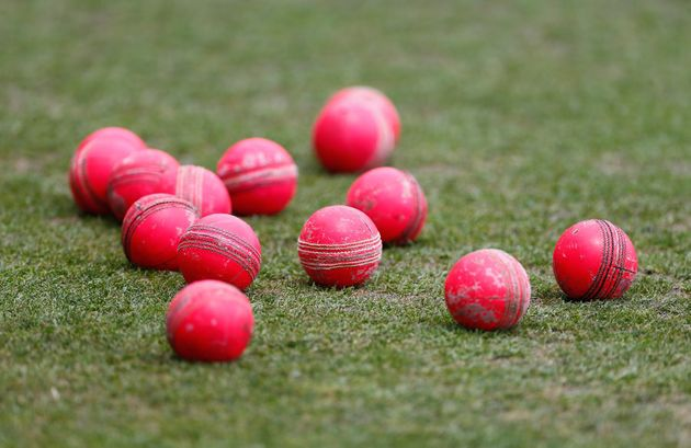 These pink balls had no comment as to whether it was all their fault. Of course that's what guilty balls...