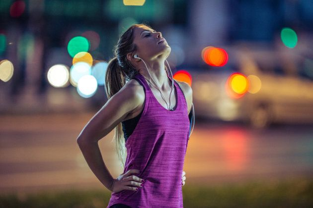 Experiment with morning and evening workouts to see what works best for you.