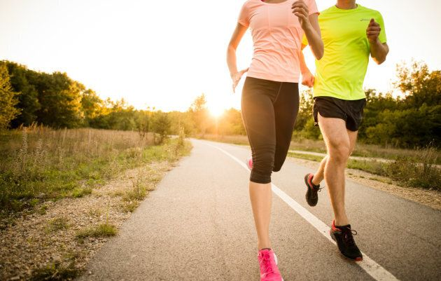 Making exercise a regular thing will help you form a habit.