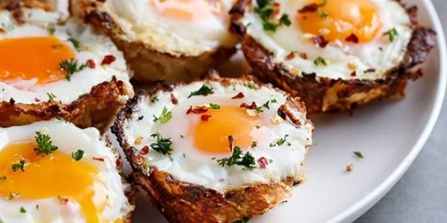 12 Low-Carb Breakfast Ideas Under 300