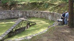 Secret Tunnel Built By Jewish Prisoners To Escape Nazis