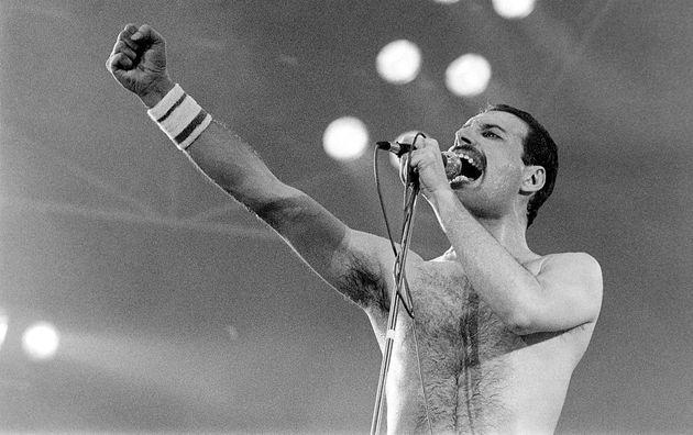 Queen: Freddie Mercury at the Sydney Entertainment Centre,
